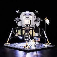 Vonado LED Light Kit for Lego 10266 NASA Apollo 11 ... - Amazon.com