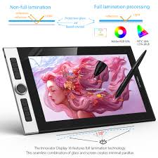 <b>Innovator 16</b> slimmest portable Display Drawing Tablet-<b>XP</b>-<b>Pen</b> ...