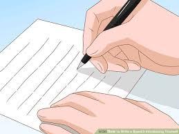 Write a Thank You Speech Reference com