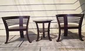 kursi teras minimalis modern: Furniture kursi teras minimalis jati jepara murah mebel jepara
