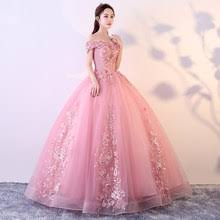 dress gala red
