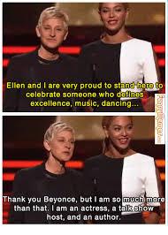 Funny memes - [Ellen DeGeneres Grammys] via Relatably.com