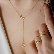 Compare prices on Fashion Women <b>Simple Star</b> Necklace - shop ...