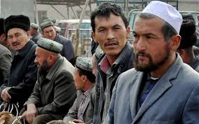 Image result for muslim uighurs in china
