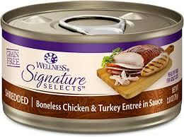 <b>Wellness CORE Signature</b> Selects Grain Free Wet Canned <b>Cat</b> Food