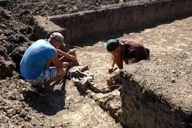 В Краснодарском крае археологи обнаружили два семейных ...