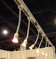 portable art gallery lighting art track lighting