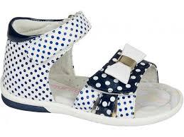 <b>Босоножки Mursu</b> для девочки белый/синий, р.21 - купить в ...