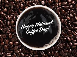 Image result for national coffee day 2015