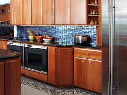 loving blue glass tile backsplash kitchen backsplash designs with mosaic tiles and glass kitchen through