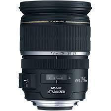 <b>Canon EF</b>-<b>S 17</b>-<b>55mm f</b>/<b>2.8</b> IS USM Lens for Canon DSLR Cameras ...