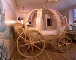 over the top the fantasy bed looks like something out of fairytale cinderella beyonce baby nursery