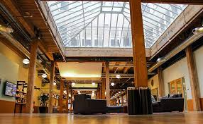 the venue adobes warehouse style event space in san franciscos adobe san francisco