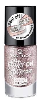 essence <b>Лак для ногтей</b> с глиттером <b>Glitter</b> On <b>Glitter</b> Off | Купить в ...