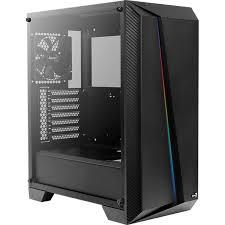 Купить <b>корпус ATX Miditower</b> AeroCool Cylon Pro Tempered Glass ...
