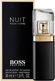 <b>BOSS Nuit</b> Eau de Parfum 50ml: Amazon.co.uk: Luxury Beauty