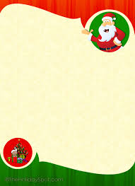 kids christmas clipart for invitations clipartfest letterhead 8