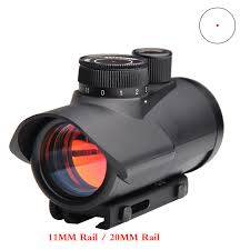 Red Dot Sight Scope <b>Holographic 1</b> x 30mm 11mm & 20mm Weaver ...