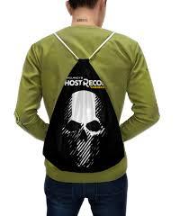 Рюкзак-мешок с полной запечаткой Tom Clancy's Ghost Recon ...