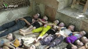 Image result for Dead Children in Syrian photo