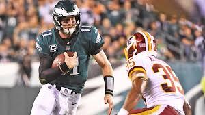 2019 NFL Week 1 odds, picks, TV: Eagles blow out Washington ...