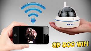 видеонаблюдение через смартфон. fhd <b>2mp escam qd800 wifi</b> ...
