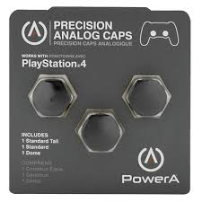 Precision Analog Controller Caps for <b>PlayStation</b> 4 - EB Games ...