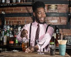bourbon bonanza great local places to get a drink cincinnati the tailored misfit made by the rookwood s bar manager jeremy white comes garnished