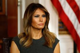 "<b>Melania</b> Trump's in Python Pumps to ""Be Best"" Vaping Panel at ..."