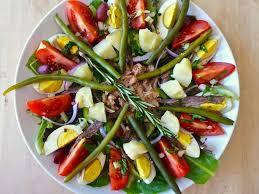 """Résultat de recherche d'images pour """"salade nicoise traditionnelle"""""""