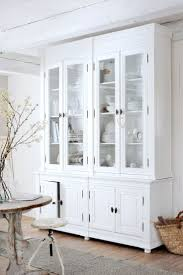 set cabinet full mini summer: fresh kitchen corner love the tall storage piece and the round rustic table find more feng shui decor tips