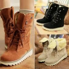 <b>New Fashion</b> Women Lady Girl boots <b>comfort</b> shoes flats Lace-up ...