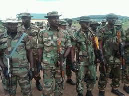 Army nabs 2 terrorists with bombs, guns in Kogi