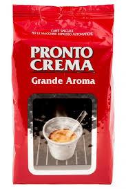 <b>Кофе в зернах Lavazza</b> Pronto Crema Grande Aroma Лавацца ...