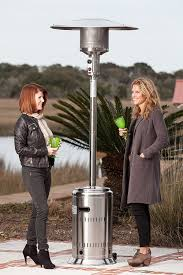 output stainless patio heater: amazoncom fire sense commercial patio heater unpainted stainless steel portable outdoor heating patio lawn amp garden