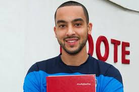 Arsenal FC Theo-Walcott. Get well soon: Walcott with his book of best wishes. Walcott famously put up two fingers to show the 2-0 scoreline to Spurs fans ... - Theo-Walcott
