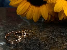 silver-colored ring and <b>yellow Sunflowers</b> photo – Free <b>Flower</b> ...