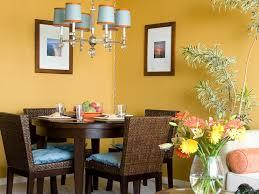 small dining room furniture ideas  dennis lori wicker yellow diningjpgrendhgtvcom
