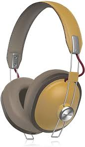 Panasonic <b>Retro Bluetooth Wireless Headphone</b> With: Amazon.co ...