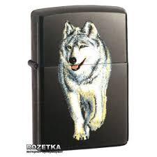 ROZETKA | <b>Зажигалка Zippo Wolf</b> 769. Цена, купить Зажигалка ...