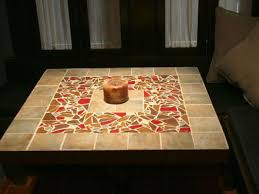 stone table tops tile