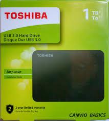 Обзор <b>внешнего</b> жесткого диска <b>Toshiba Canvio</b> Basics 1тб: не ...