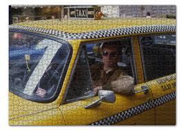 Пазл 43.5 x 31.4 (408 элементов) Таксист #2588432 от 1686430 ...