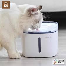 Original <b>Xiaomi Kitten Puppy Pet</b> Water Dispenser Fountain ...