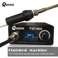 <b>T12 soldering iron</b> station