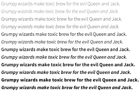 best sans serif web fonts from google fonts library adficient the font itself is not the most exciting one on this list but it is probably the most professional it works in pretty much every situation and it keeps