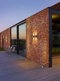 bricks glass and wood my favourite materials bespoke brickwork garage office