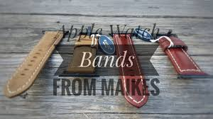 Apple <b>Watch</b> Bands third party - from <b>Maikes</b> - YouTube