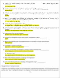spokesperson 66 all of the following are managerial roles that this preview has intentionally blurred sections sign up to view the full version