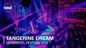 <b>Tangerine Dream</b> | Boiler Room x Dekmantel Festival 2018 - YouTube